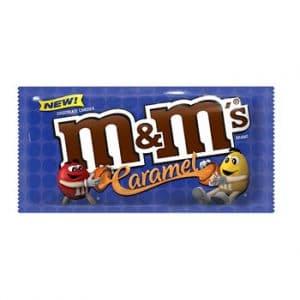 MARS Chocolate North America M & M's Caramel Chocolate Candies