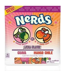 Nestlé USA, Nerds Lucha Grande, Mango Chile and Guava