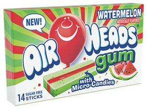 Perfetti Van Melle USA, Inc. Airheads Gum, Watermelon