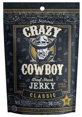 Beef Steak Jerky Classic