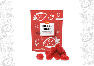 Freeze Fresh / Strawberry