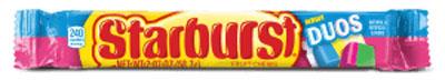 Starburst Duos Fruit Chews