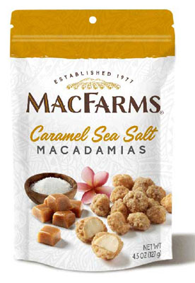 Caramel Sea Salt Macadamia Nuts