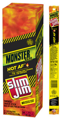 Monster Hot AF