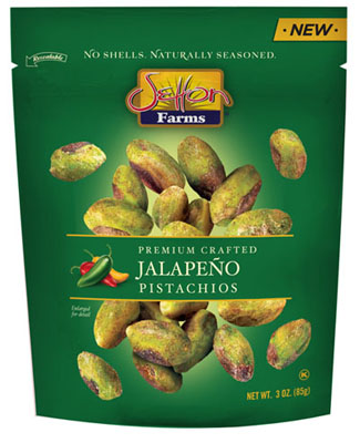Jalapeno Seasoned Pistachio Kernels