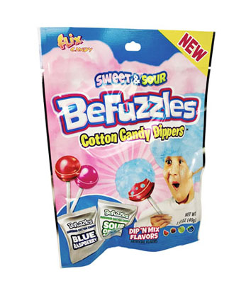 Befuzzles Cotton Candy Dipper