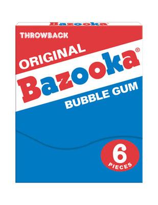 Bazooka Thowback Wallet