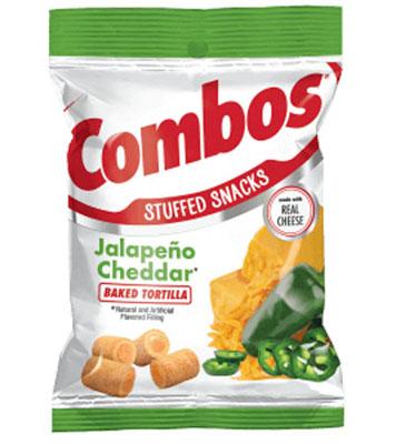 Combos Jalapeno Cheddar Snacks