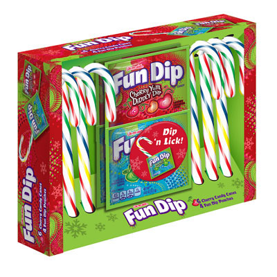 Fun Dip and Cherry Canes
