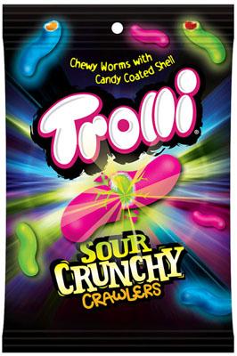Trolli Sour Crunchy Crawlers
