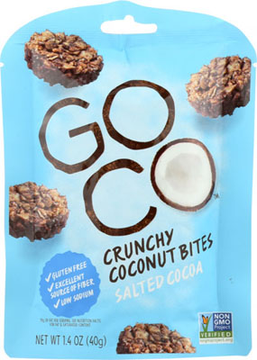 Coconut Bites Salted Cocoa