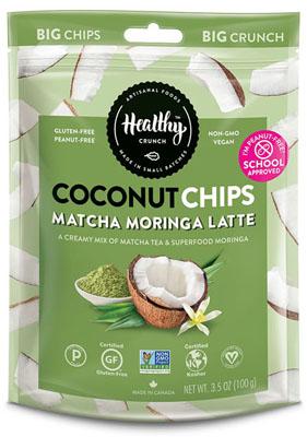 Matcha Moringa Latte Chips