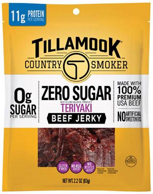 ZERO Sugar Beef Jerky - Teriyaki