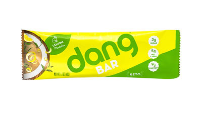 Lemon Matcha Dang Bar