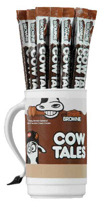 Limited Edition Caramel Brownie Cow Tales