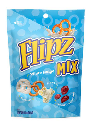 White Fudge Snack Mix