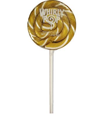Whirly Pop Gold Lollipop