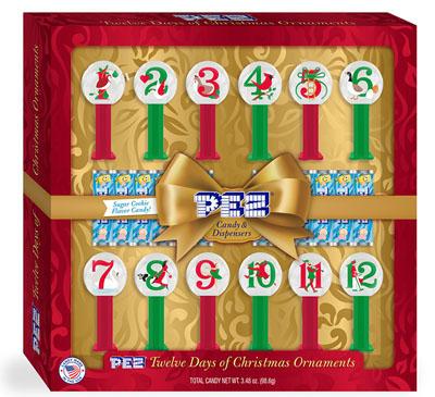 12 Days of Christmas Gift Box