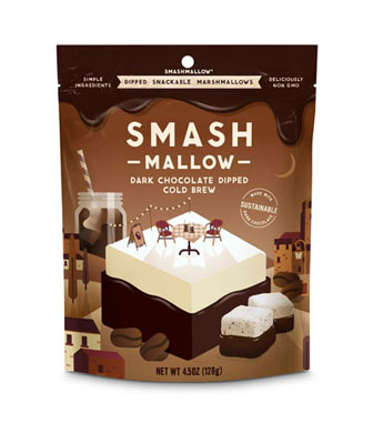 SMASHMALLOW DIPPED Dark Chocolate Cold Brew