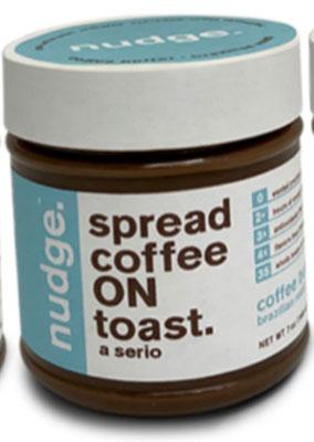nudge Coffee Butter-  Brazilian Origin