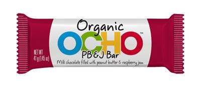 Organic PB&J Candy Bar