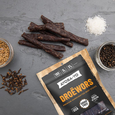 Droewors - Premium Air Dried Beef Stick