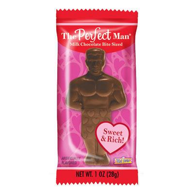 Bite-Size Perfect Man