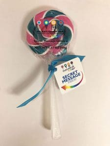 Galerie Dylan's Candy Bar Secret Message Lollipop