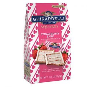Ghirardelli Chocolate Company Ghirardelli Chocolate Strawberry Bark