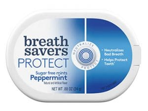 The Hershey Company Breath Savers Protect