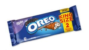Mondelez International, Inc. Oreo Chocolate Candy Bar