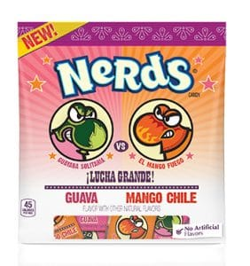 Nestlé USA, Nerds Lucha Grande, Mango Chile and Guava
