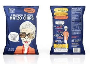 The Matzo Project Salted Matzo