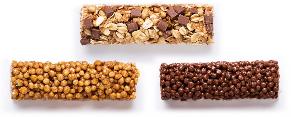 Granola And Rice Bars