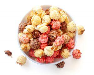 Neopolitan Popcorn
