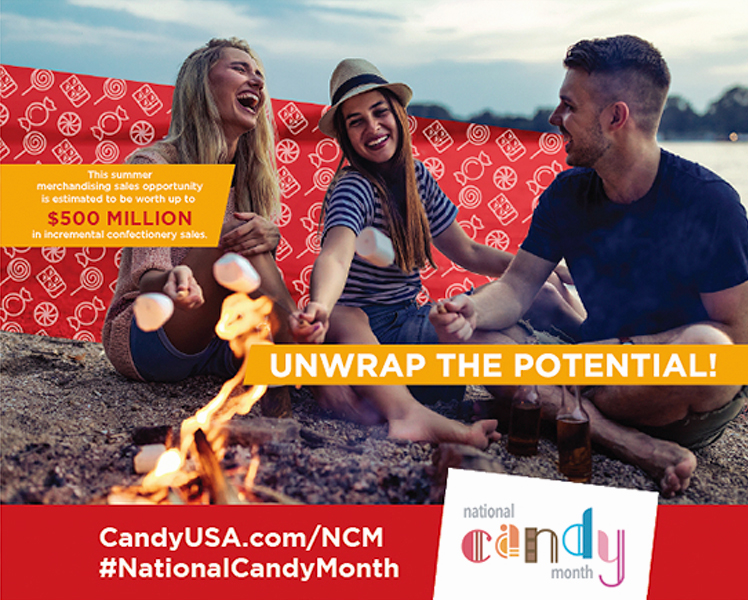 National Candy Month: Unwrap the potential